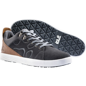 Jack Wolfskin Auckland Shoes Men grey/brown